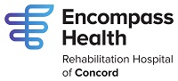 Encompass Health Rehabilitation Hospital of Concord Logo